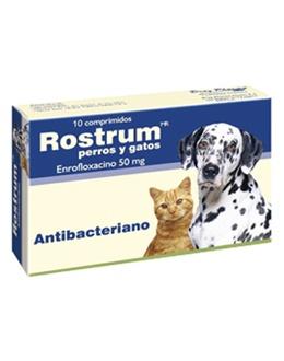 Drag Pharma Rostrum Perros y Gatos 50mg